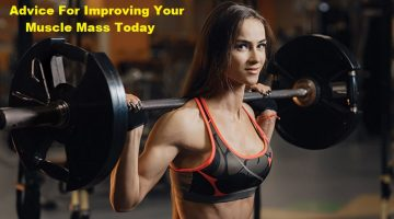 Improving Your Muscle Mass